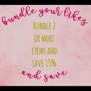 Bundle offer!
